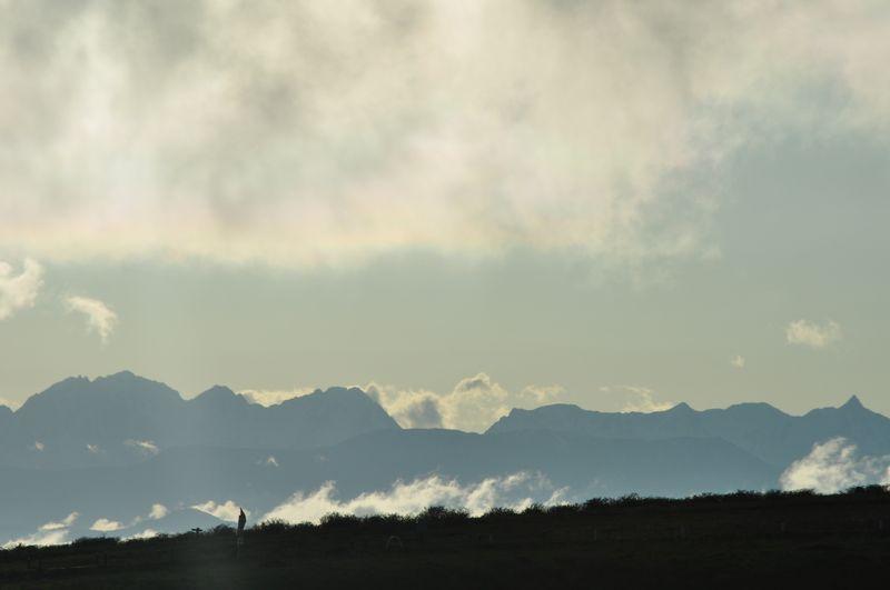雨上がり霧が峰