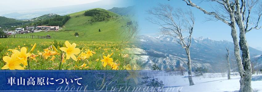 車山高原について